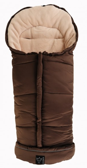 JOOY Microfleece brown_beige